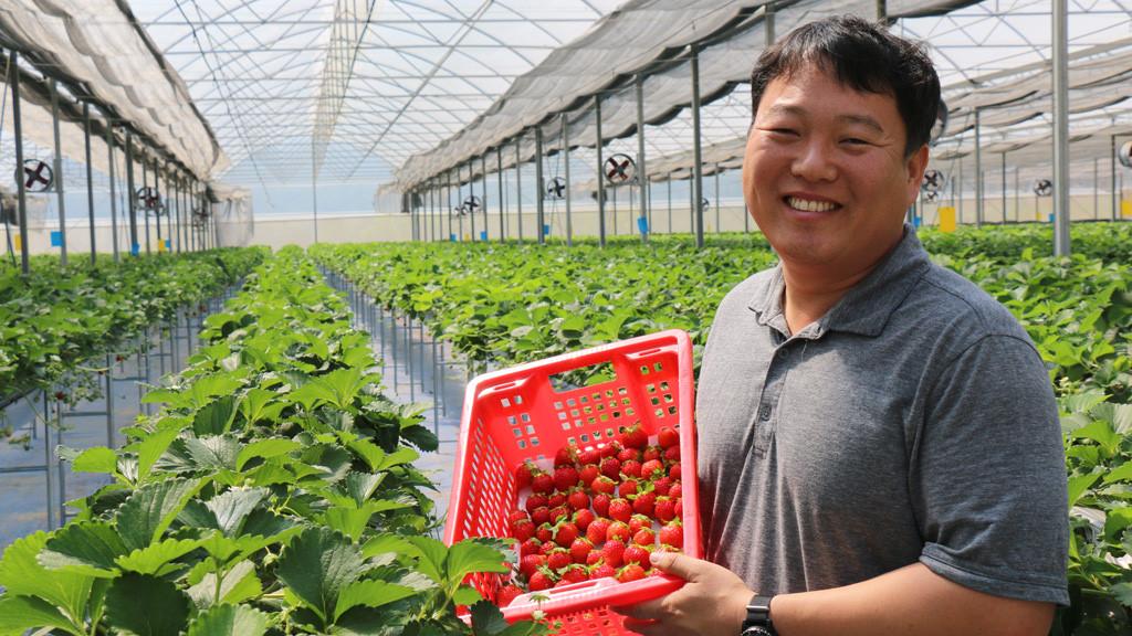 Anh Phạm Tiến Thành - Dự án Nông nghiệp xuất khẩu
